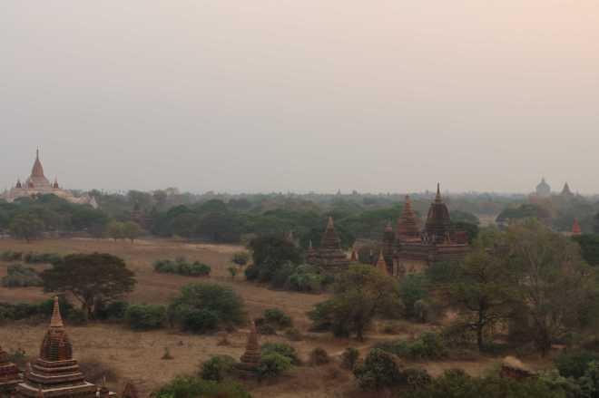 Bagan, Day 1 - 3