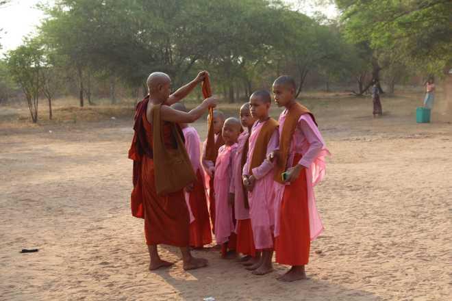 Bagan, Day 1 - 30