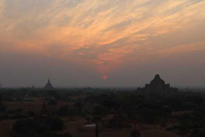Bagan, Day 2 - 3