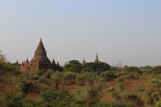 Bagan, Day 1 - 36