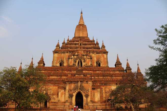 Bagan, Day 2 - 39