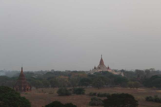 Bagan, Day 1 - 4