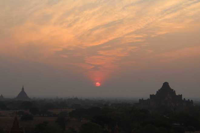 Bagan, Day 2 - 4