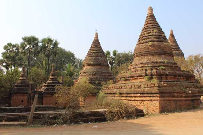 Bagan, Day 1 - 42