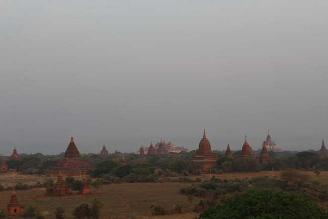 Bagan, Day 1 - 5