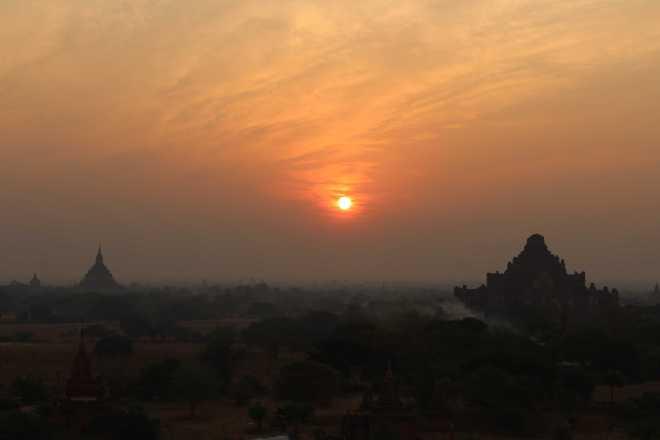 Bagan, Day 2 - 5