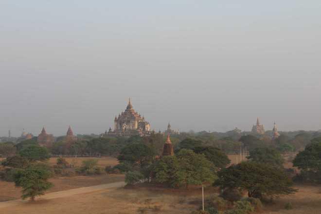Bagan, Day 1 - 6
