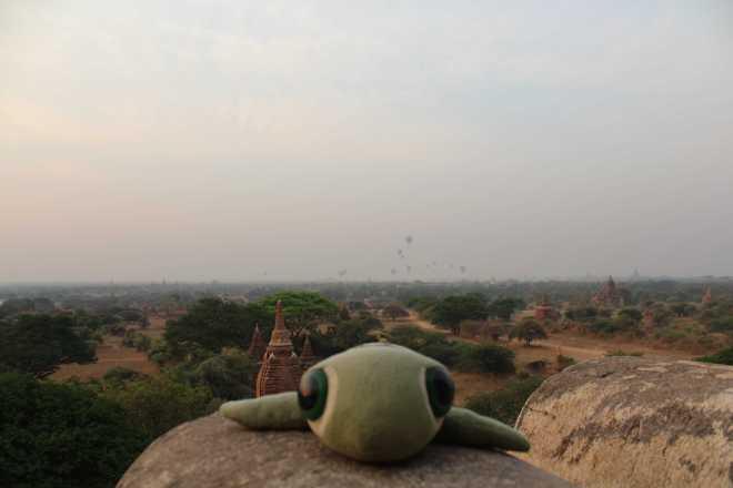 Bagan, Day 2 - 6