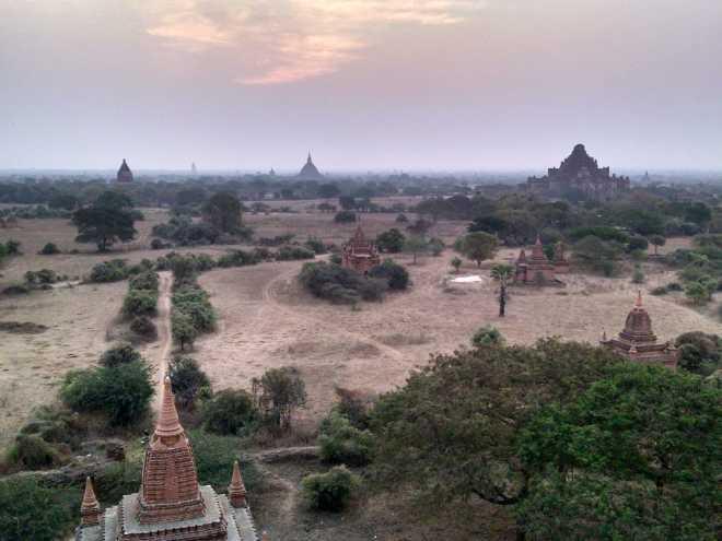 Bagan, Day 1 - 7