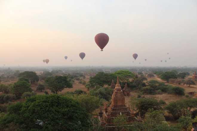 Bagan, Day 2 - 7