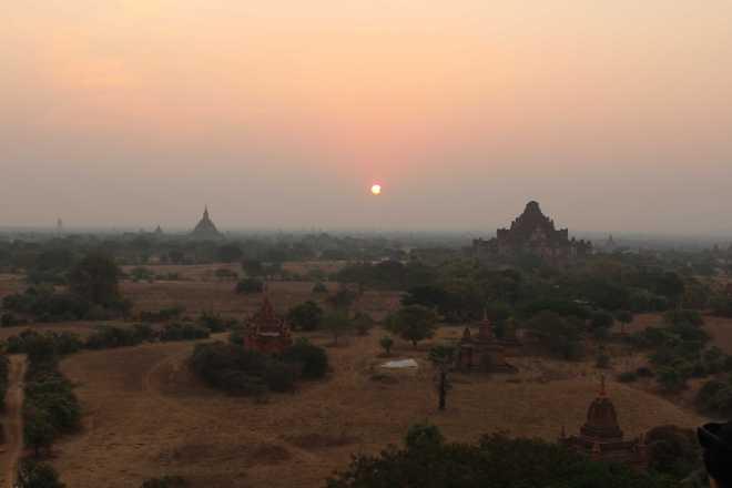 Bagan, Day 1 - 8