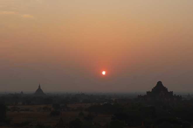 Bagan, Day 1 - 9