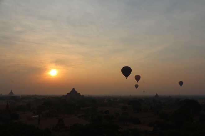 Bagan, Day 2 - 9