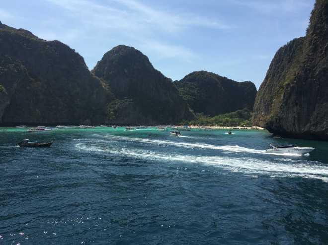 Andaman Sea, Ko Phi Phi - 10