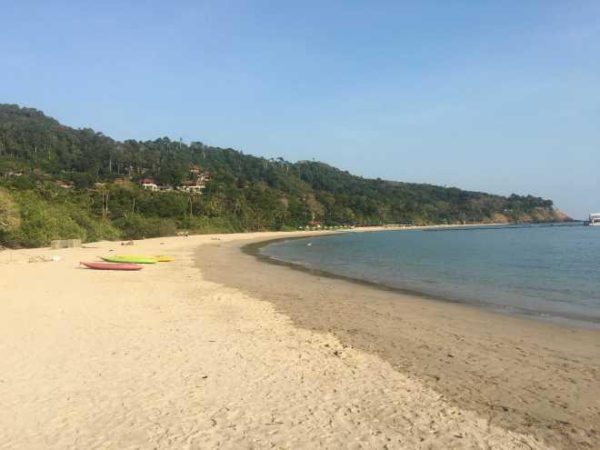 Andaman Sea, Ko Lanta - 1
