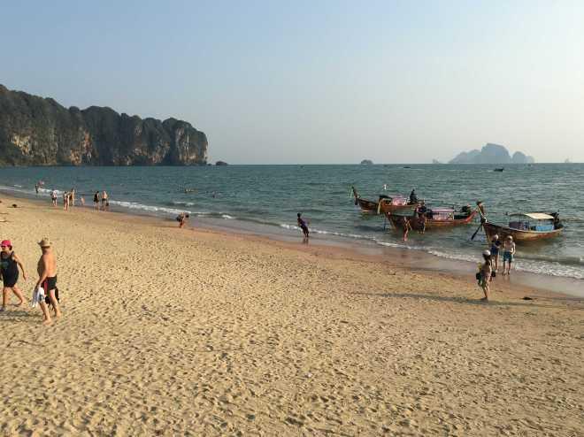 Andaman Sea, Ao Nang - 1