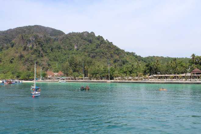 Andaman Sea, Ko Phi Phi - 13