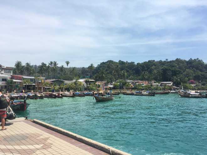 Andaman Sea, Ko Phi Phi - 15