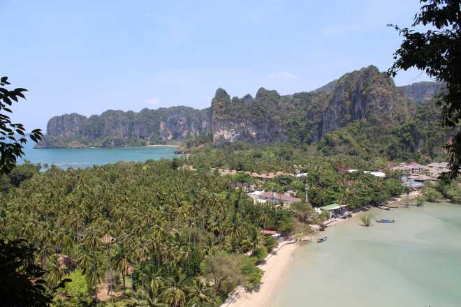 Andaman Sea, Railay Beach - 18