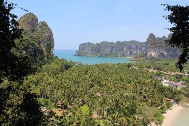 Andaman Sea, Railay Beach - 19