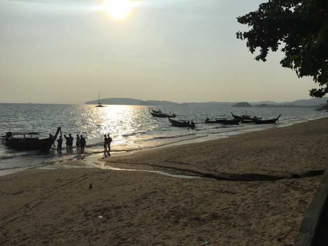 Andaman Sea, Ao Nang - 2