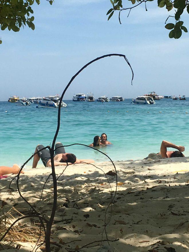 Andaman Sea, Ko Phi Phi - 23
