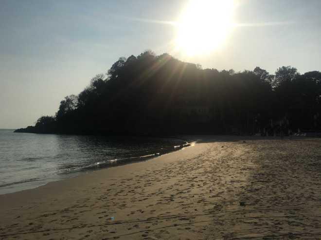 Andaman Sea, Ko Lanta - 3