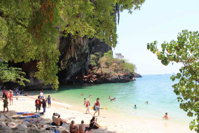 Andaman Sea, Railay Beach - 43