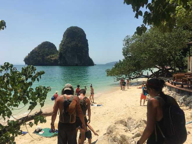 Andaman Sea, Railay Beach - 44