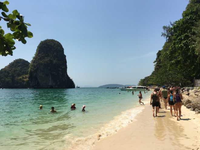Andaman Sea, Railay Beach - 46