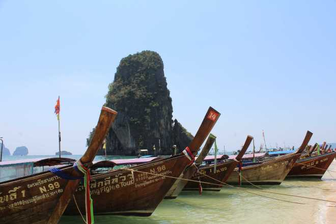 Andaman Sea, Railay Beach - 47