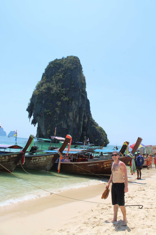 Andaman Sea, Railay Beach - 48