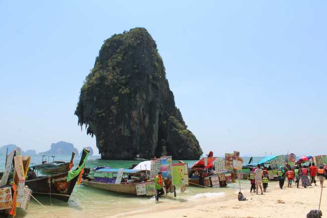 Andaman Sea, Railay Beach - 49