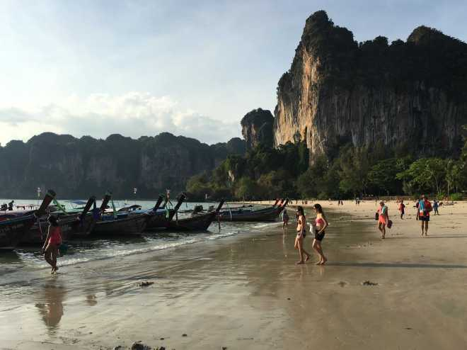 Andaman Sea, Railay Beach - 5