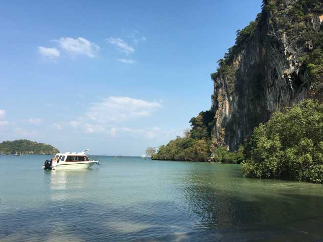 Andaman Sea, Railay Beach - 52