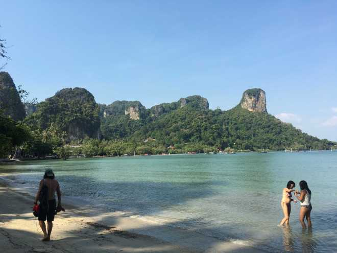Andaman Sea, Railay Beach - 53