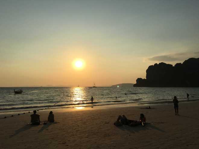 Andaman Sea, Railay Beach - 58