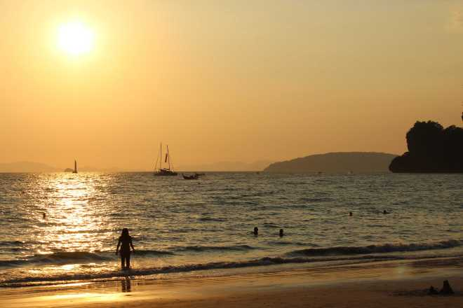 Andaman Sea, Railay Beach - 59