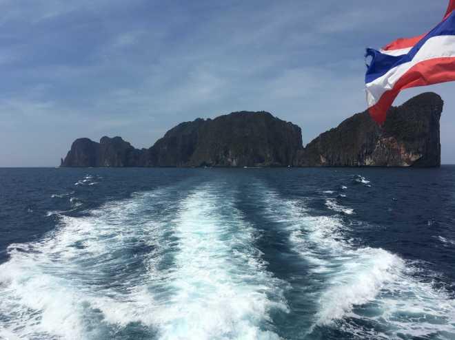Andaman Sea, Ko Phi Phi - 6