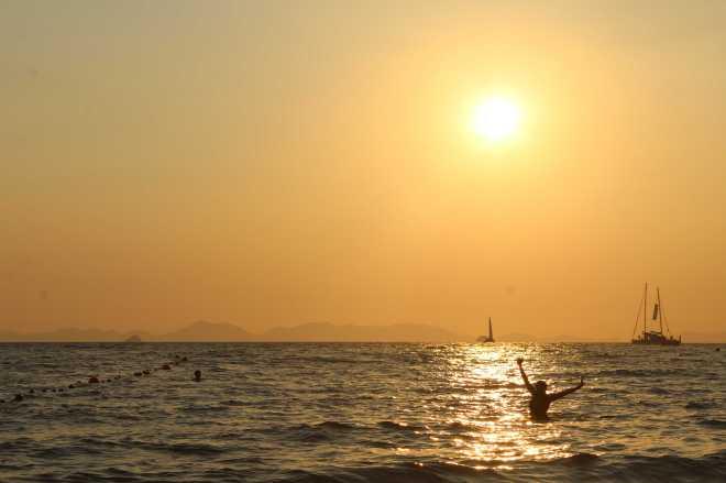 Andaman Sea, Railay Beach - 60
