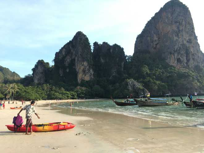 Andaman Sea, Railay Beach - 6