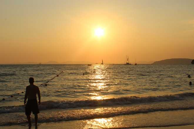 Andaman Sea, Railay Beach - 61