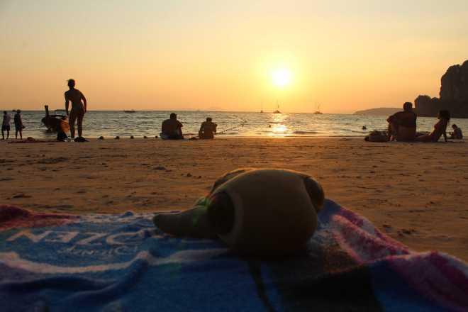 Andaman Sea, Railay Beach - 64