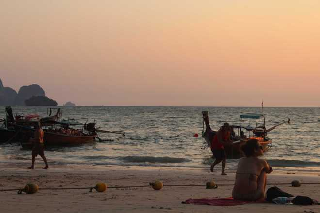 Andaman Sea, Railay Beach - 66