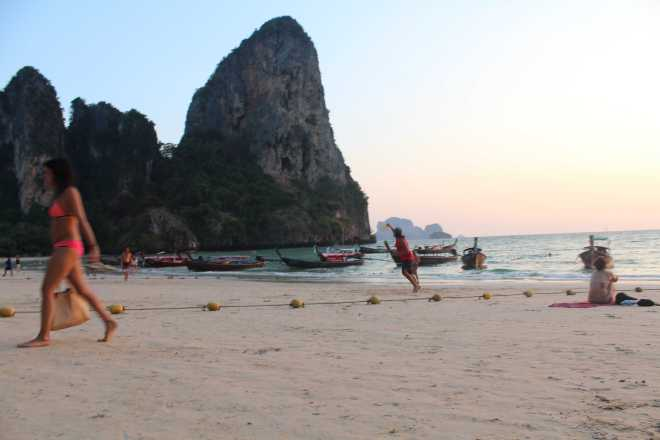 Andaman Sea, Railay Beach - 67
