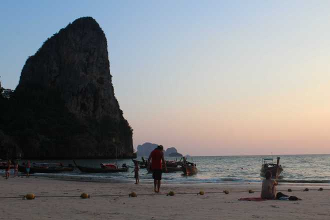 Andaman Sea, Railay Beach - 68