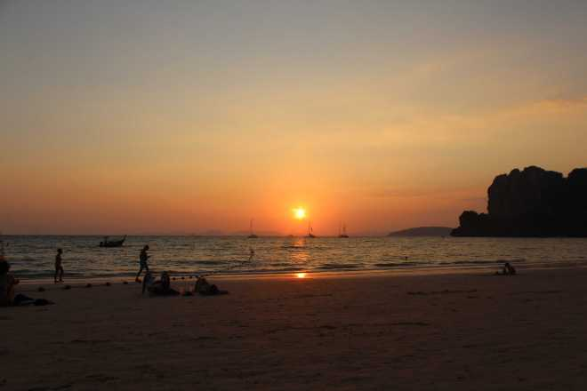 Andaman Sea, Railay Beach - 69