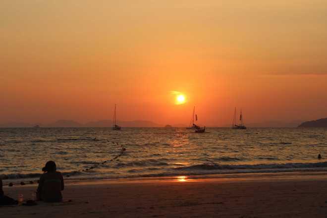 Andaman Sea, Railay Beach - 70