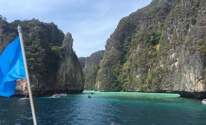 Andaman Sea, Ko Phi Phi - 8